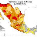 Sequía en México alcanzo un nivel critico
