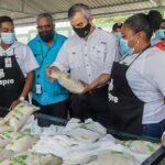 INESPRE RELANZA PROGRAMA DE MERCADOS DE PRODUCTORES EN OCHO PROVINCIAS DEL PAÍS